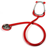 Red Kids Stethoscope